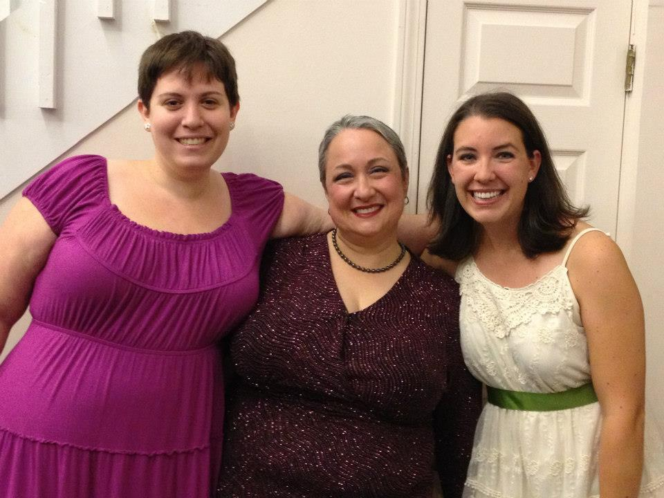 """By Bernstein""  - Lauren Friedman, Anne Orio, Laura Prior  (Iwaskiewicz)"