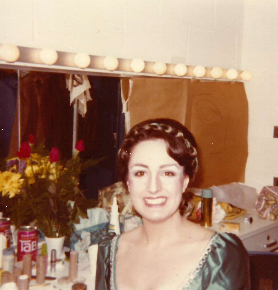 Opera at Stonybrook, Beatrice et Benedict, 1982 – Janice as Ursula