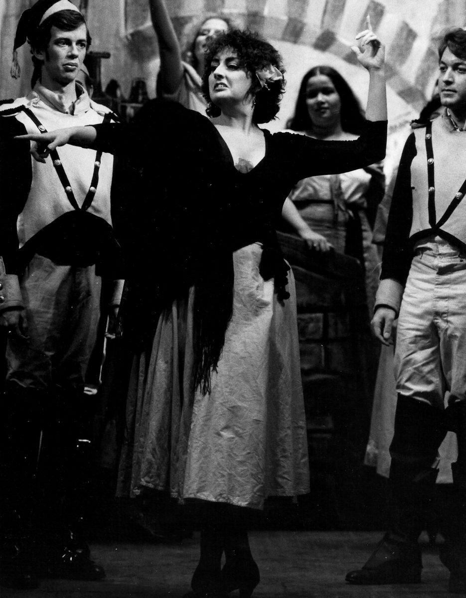 Amato Opera, Carmen, 1982 – Act 1 (Habanera)