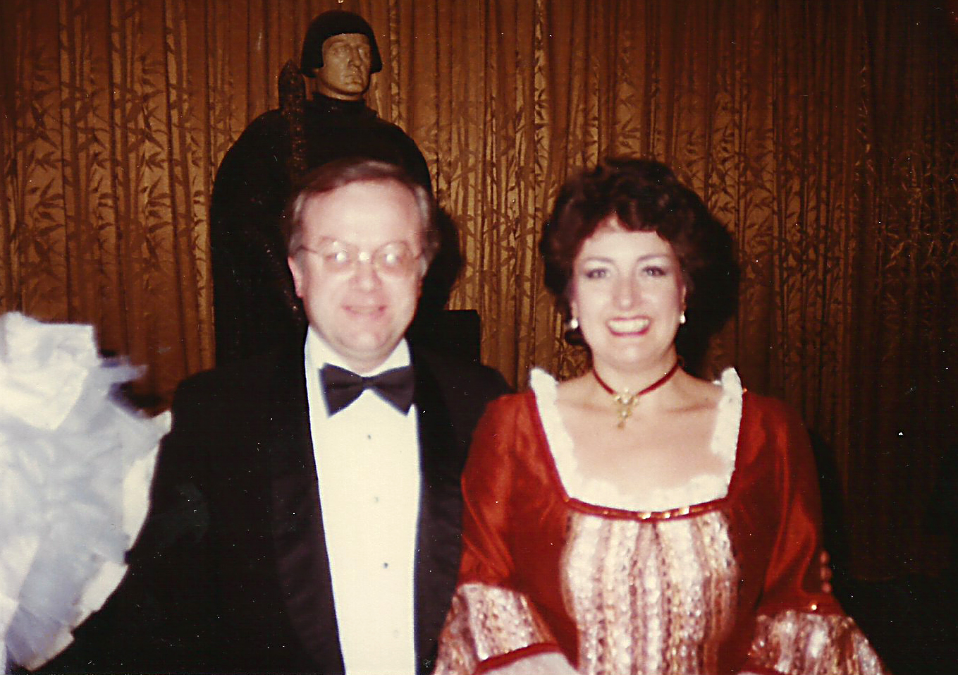 Liederkranz Studio Opera, Der Rosenkavalier, New York City, 1986 – Janice as Annina, Maestro John Balme