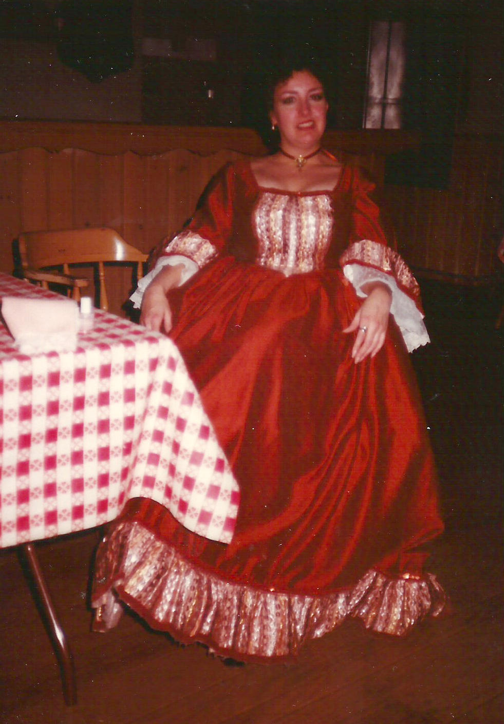 Liederkranz Studio Opera, Der Rosenkavalier, New York City, 1986 – Janice as Annina