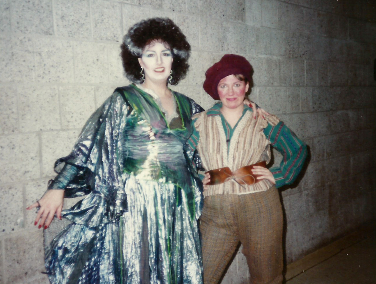 Opera at Florham, Rusalka, 1989 – Janice as Ježibaba