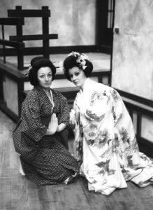 Janice Edwards and Sherry Zannoth in Madama Butterfly