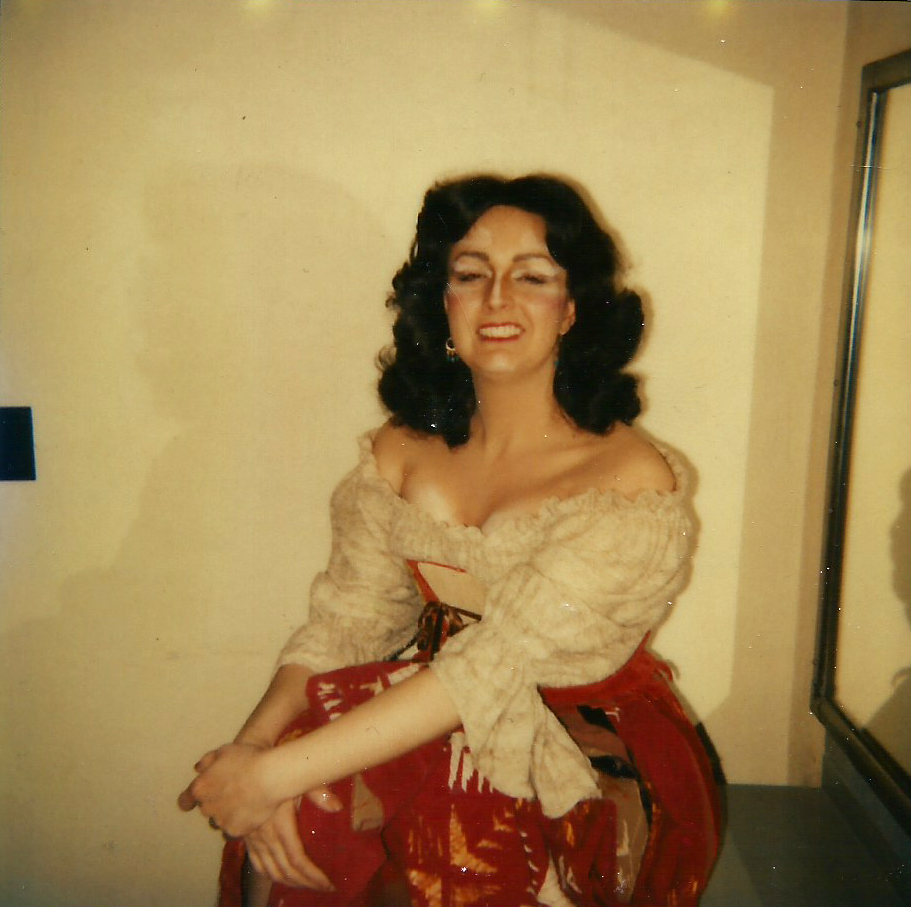 Connecticut Grand Opera, Rigoletto, 1982 – Janice as Maddalena