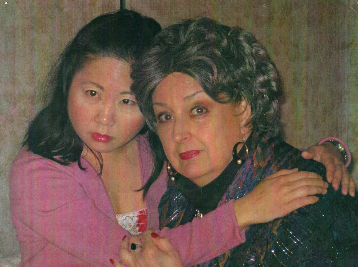 Longwood Opera, The Medium, 2009 – Janice as Baba, Sol Kim Bentley as Monica