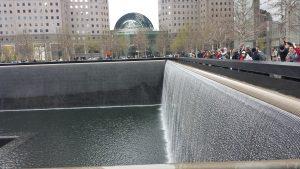 Memorial Pool view 2