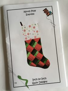 Stocking fabric pattern