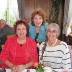 Janice, Joy, Petra – last day in Bayreuth (26 August).