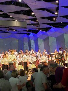 Tanglewood Concert