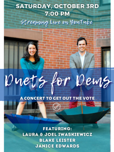 Duets for Dems Po
