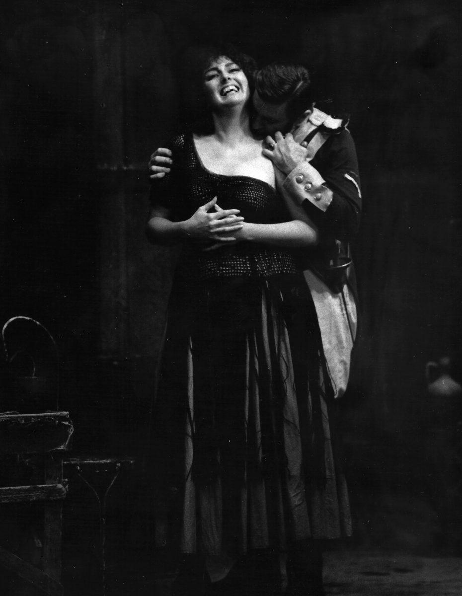 Amato Opera, Carmen, 1982 – Act 2 (Lillas Pastia's tavern)