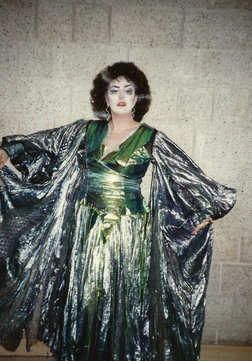 Opera at Florham, Rusalka, 1989 – Janice as Ježibaba