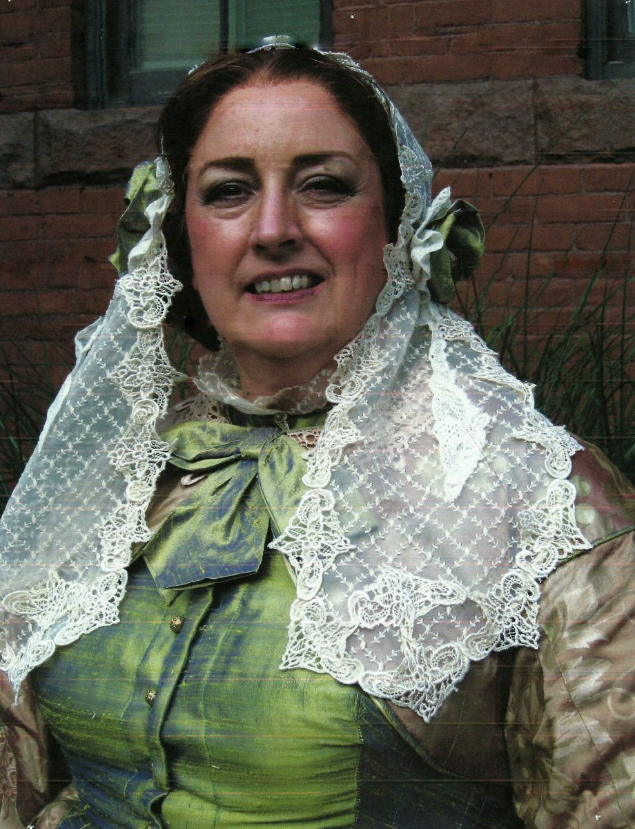 Boston Modern Orchestra Project, Our American Cousin, 2008 (Northampton, MA) – Janice as Lady Mountchessington