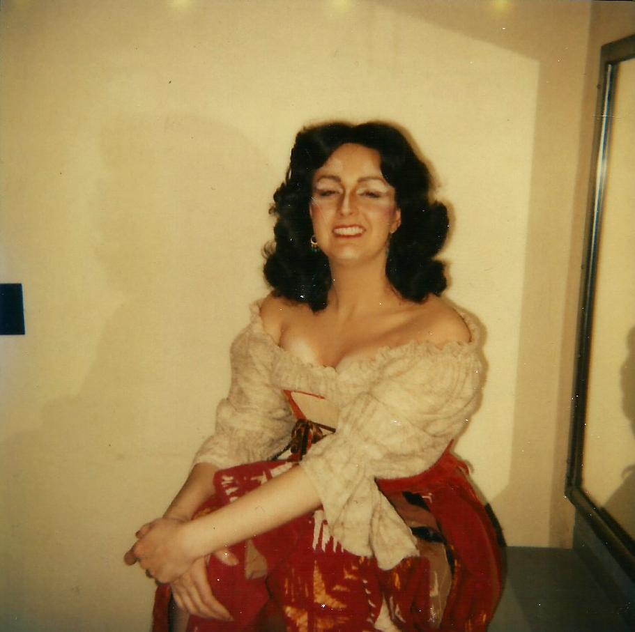 Connecticut Grand Opera, Rigoletto, 1982 – Janice as Maddalena