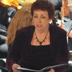 Janice Edwards singing