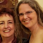 Janice Edwards and Shira Silverman Nafshi